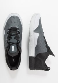 Under Armour - TRIBASE THRIVE 2 - Gym- & träningskor - pitch gray - 1