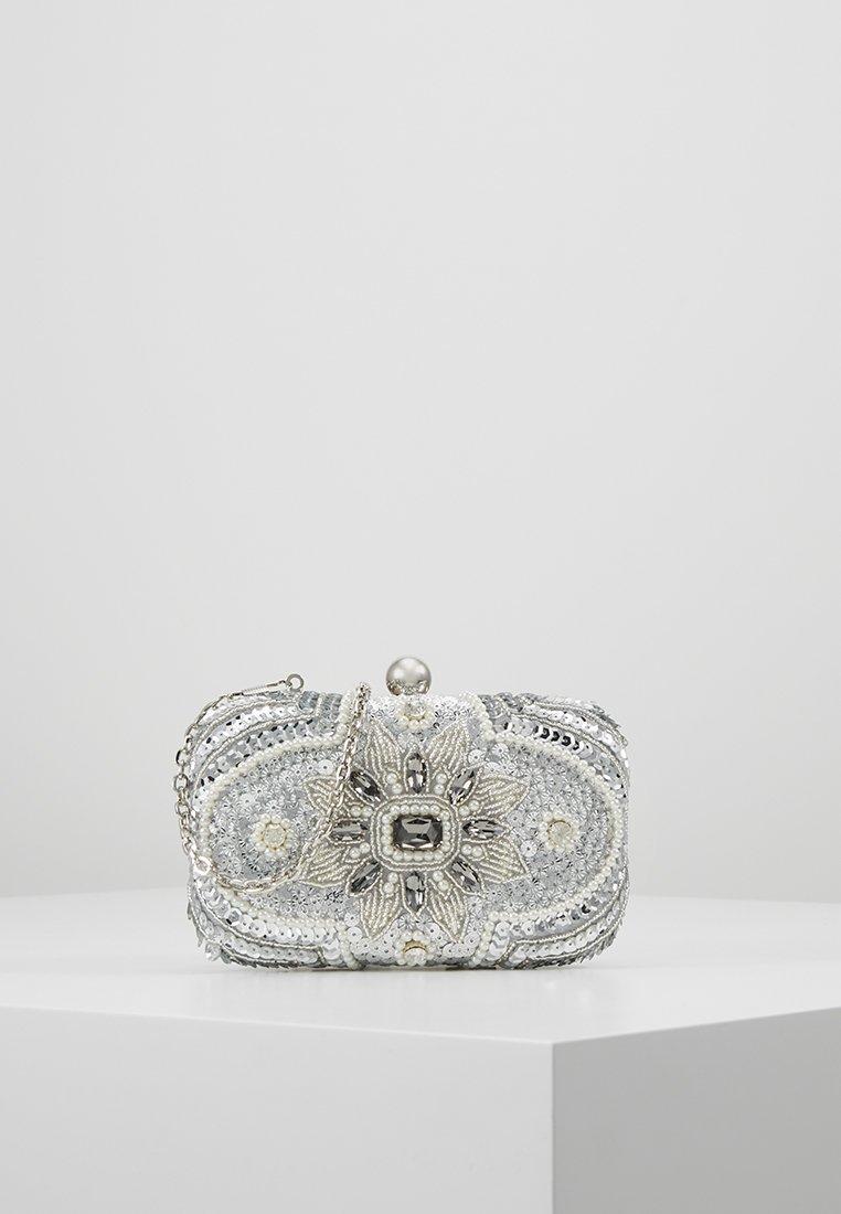 Mascara - Clutches - silver