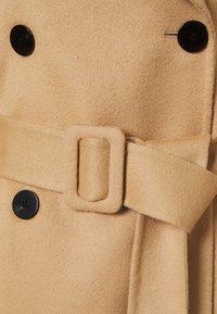 Theory - BELT COAT LUXE - Classic coat - palomino - 7