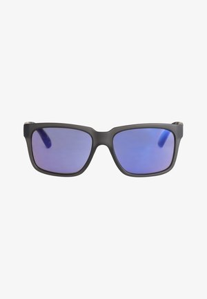 GAFAS DE SOL - Sonnenbrille - matt crystal smoke/flash blue