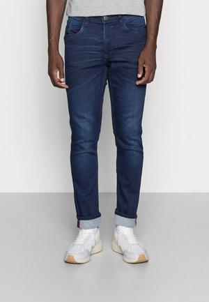 TWISTER FIT JOGG - Jeans Tapered Fit - denim dark blue