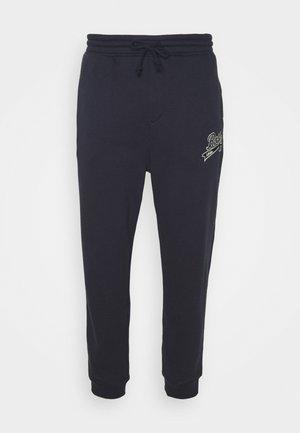 BOSS X RUSSELL ATHLETIC JAFA - Teplákové kalhoty - navy