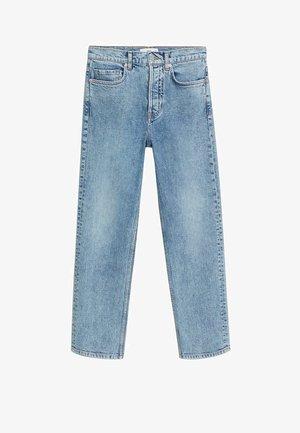 PREMIUM - Jeans a sigaretta - mellanblå