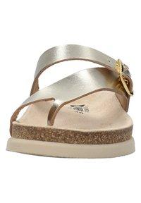 Mephisto - T-bar sandals - metall - 2