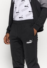 Puma - RETRO TRACK SUIT - Survêtement - black - 7
