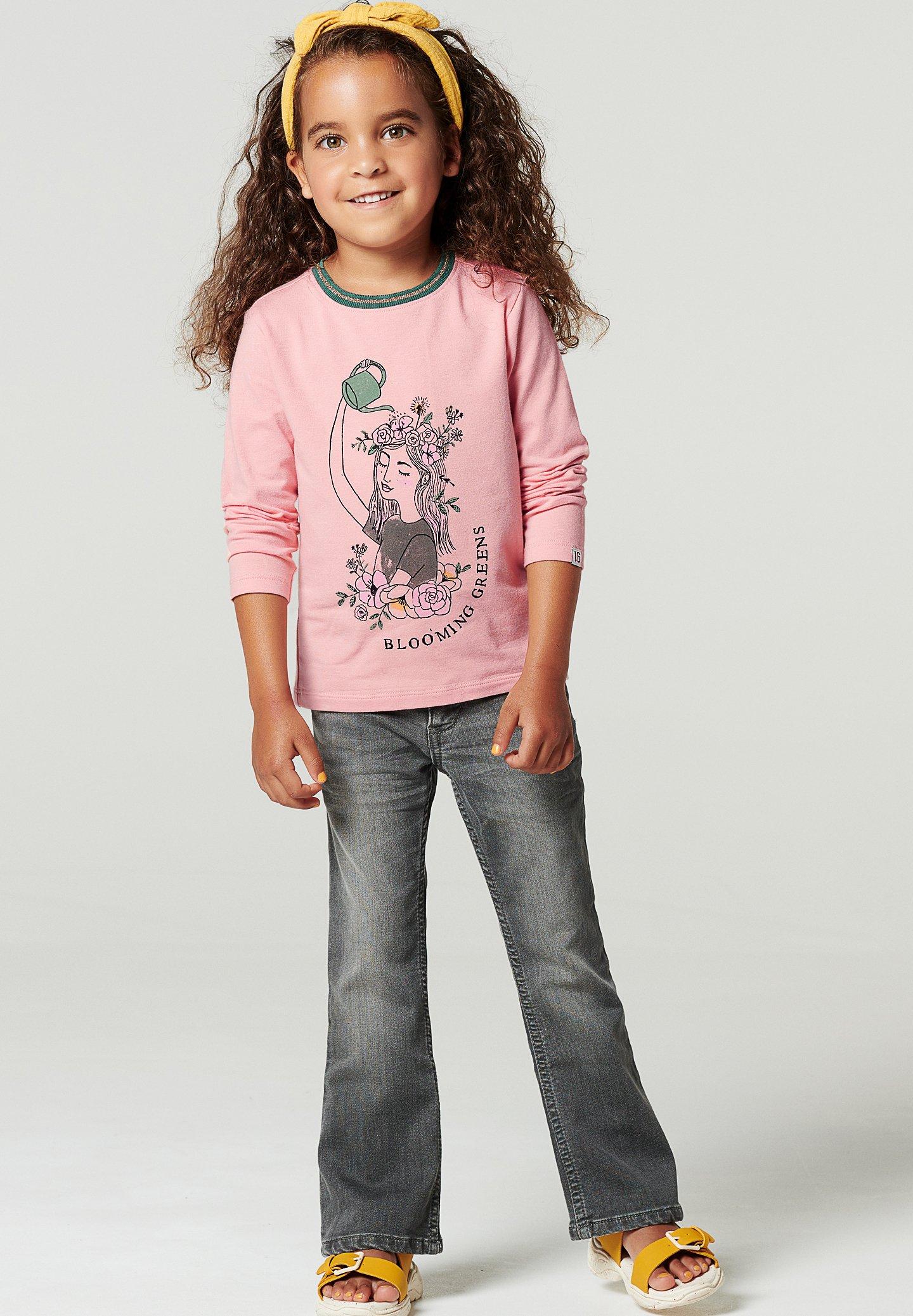 Kinder LETTASTREET - Flared Jeans