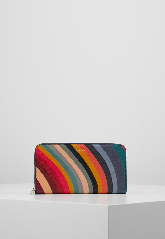 PURSE ZIP AROUND SWIRL - Monedero - swirl