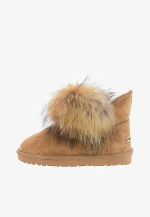 NARDODIPACE - Kotníkové boty - brown