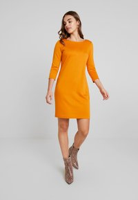 Vila - VITINNY - Day dress - golden oak - 0