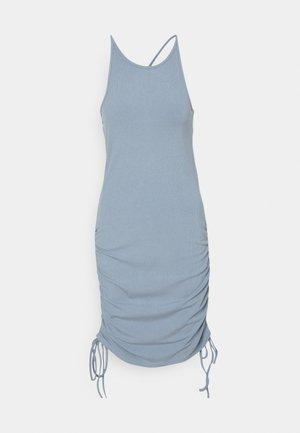 MEGAN DRESS - Jerseyjurk - blue