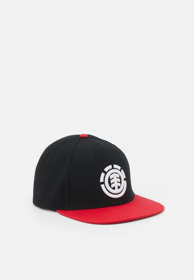KNUTSEN UNISEX - Cap - original black
