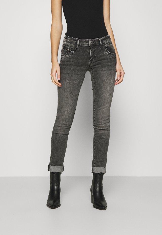 LINDY - Jeans Skinny Fit - smoke random