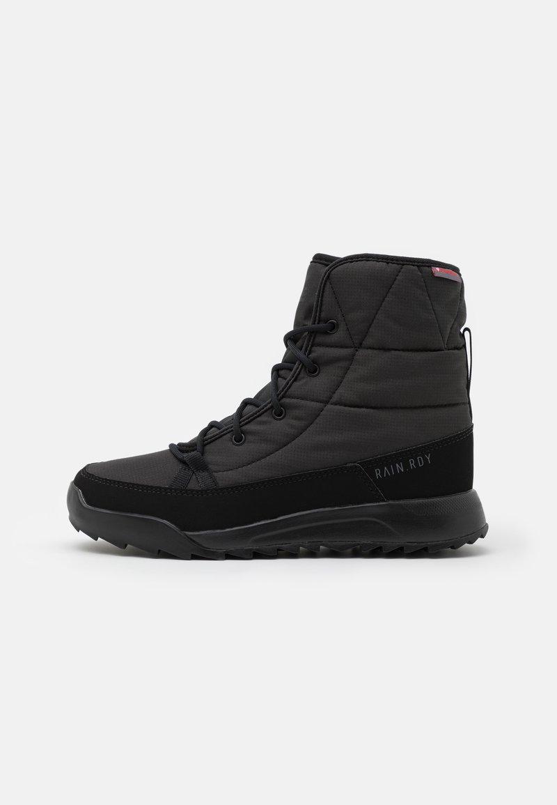 adidas Performance - TERREX CHOLEAH PADDED RAIN.RDY - Winter boots - core black/grey five