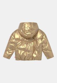 Billieblush - PUFFER  - Winter jacket - golden - 1