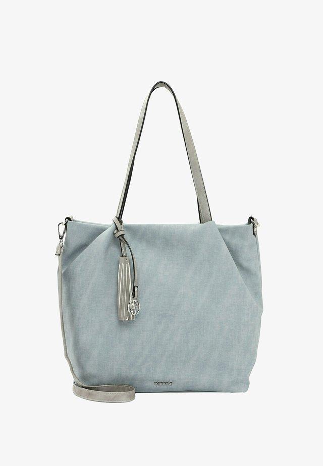 ELKE - Shopping bag - sky
