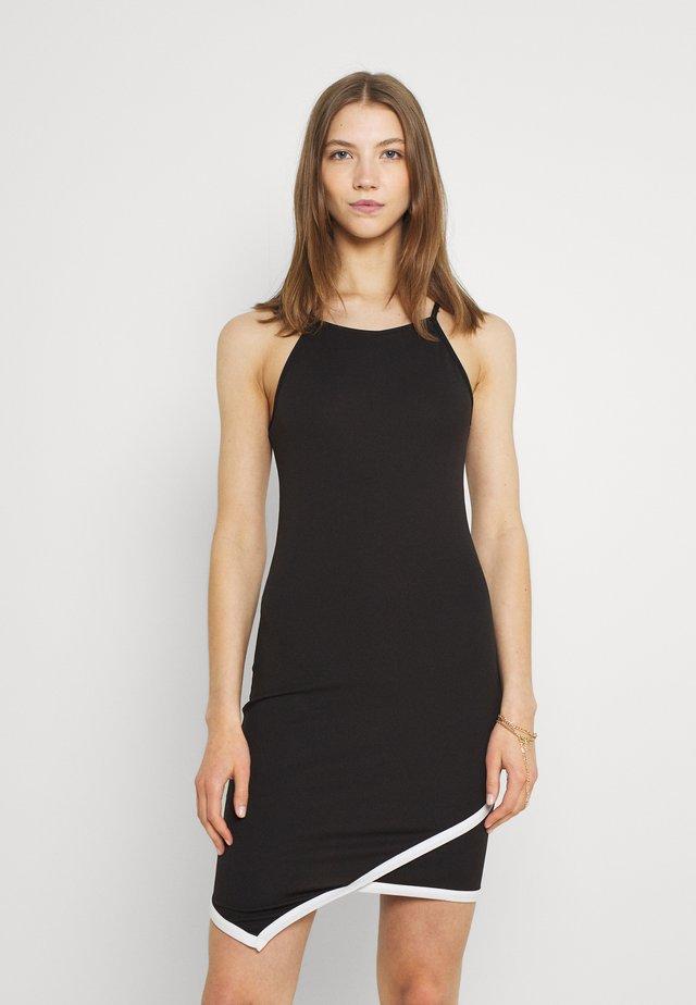 SIYAH - Vestido ligero - black