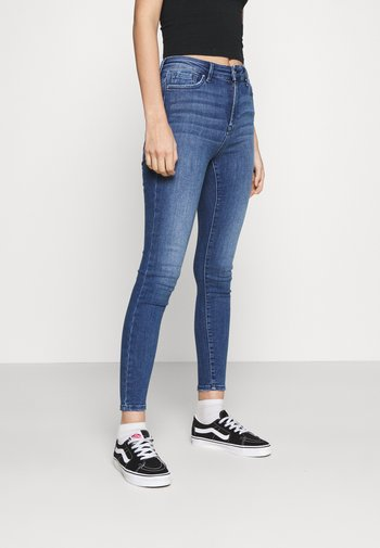 ONLMILA  - Jeans Skinny - medium blue denim