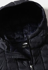 The North Face - M THERMOBALL GORDON LYONS HOODIE - Outdoorjacka - aviator navy/utility brwn - 4