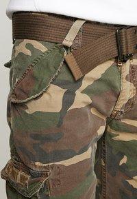 Schott - BATTLE - Shorts - khaki - 3