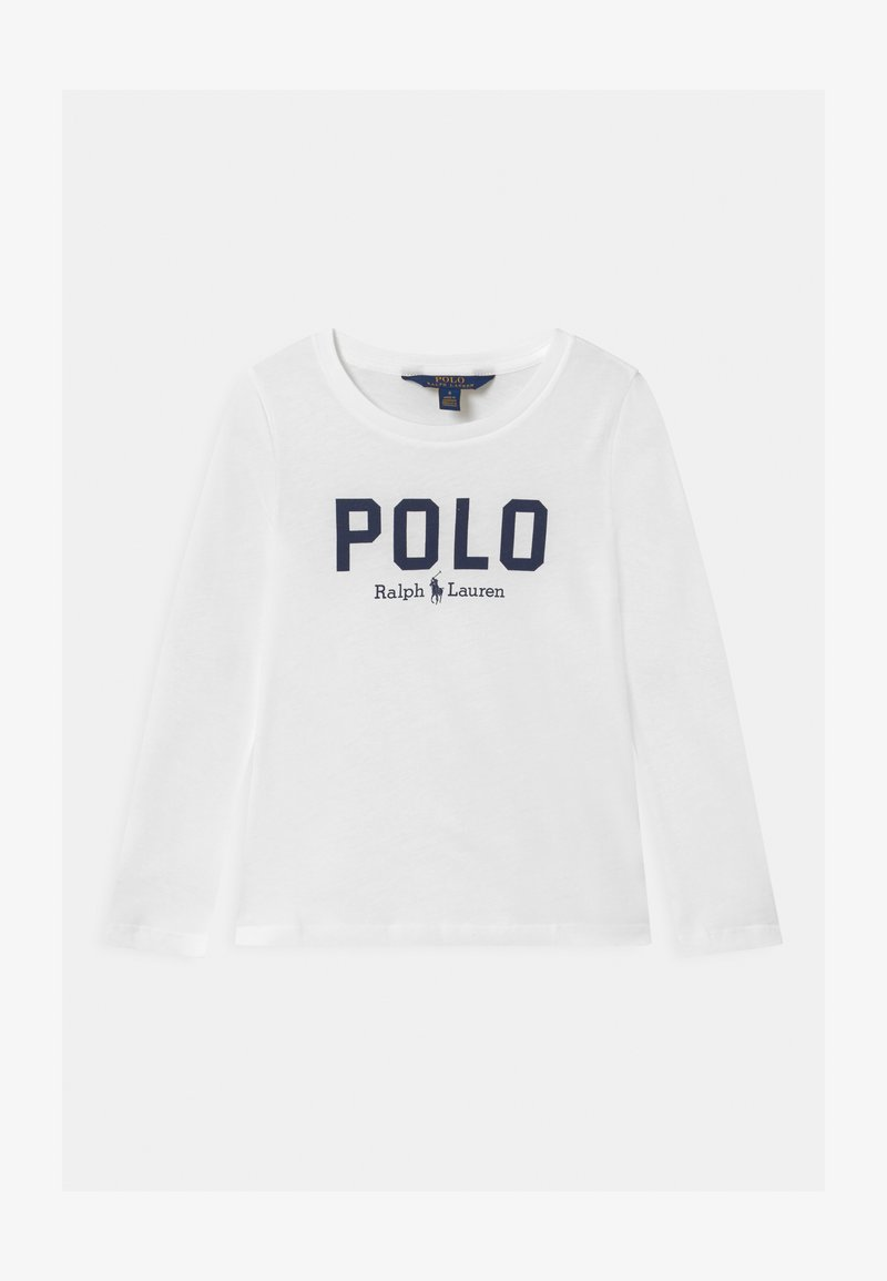 Polo Ralph Lauren - ICON - Long sleeved top - white