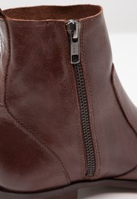Office - ASHLEIGH - Classic ankle boots - brown - 6