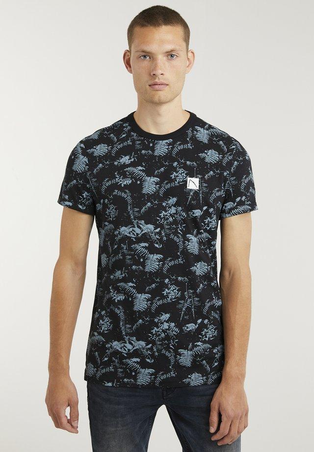 PROXY - Print T-shirt - black