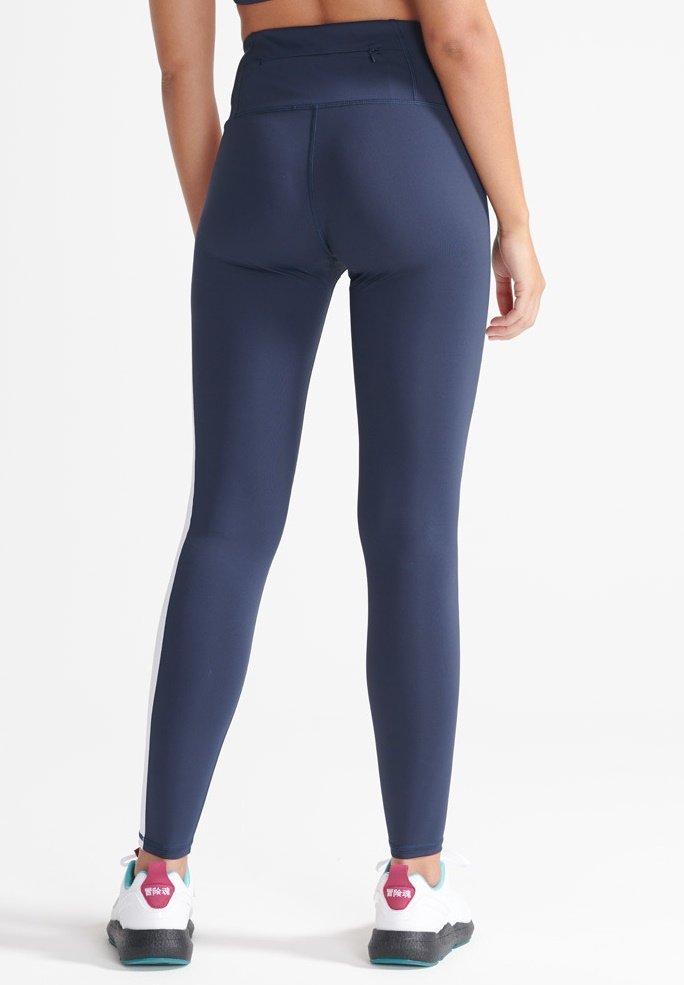 Women ASYMMETRIC - Leather trousers