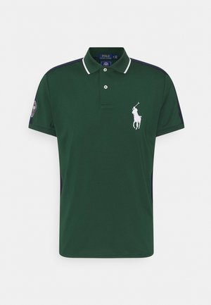 GREENSMAN - Polo - green multi