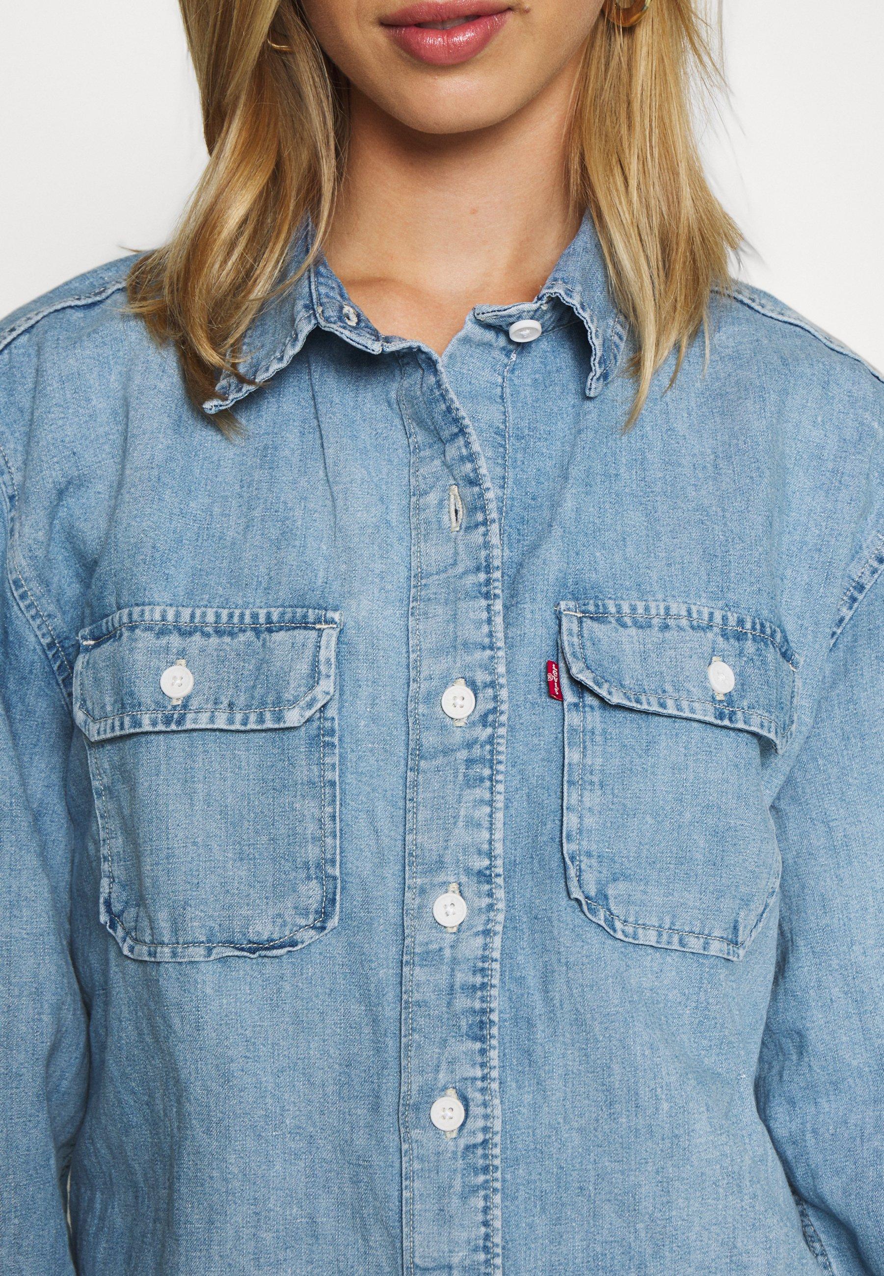 Salg Levi's Denim Skjorter til Dame på tilbud | FASHIOLA