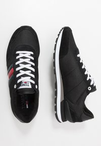 Tommy Jeans - CASUAL - Baskets basses - black - 1