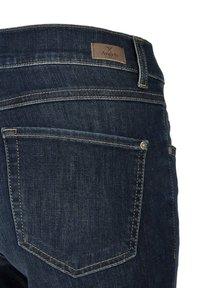 Angels - CICI TAPE' MIT STICKEREI - Slim fit jeans - dunkelblau - 5