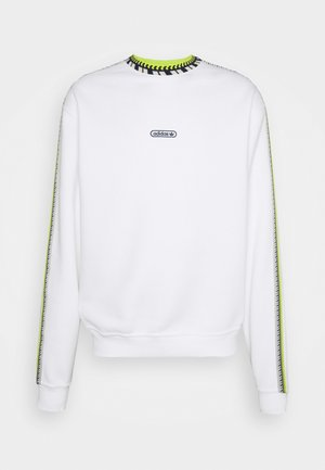 DETAIL CREW UNISEX - Sweatshirt - white