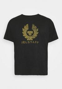 Belstaff - COTELAND OSHERITAGE - Print T-shirt - black - 4