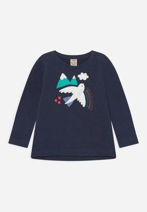 ARIA COSY APPLIQUE  - Sweatshirt - indigo/ptarmigan