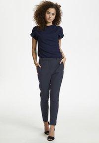 Karen by Simonsen - SYDNEY - Trousers - dark blue - 1