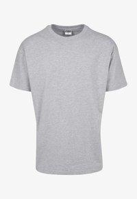 Urban Classics - HEAVY OVERSIZED TEE - T-shirt basic - grey - 2