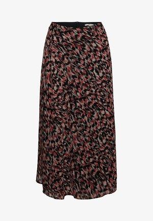 PER SKIRT - A-line skirt - black