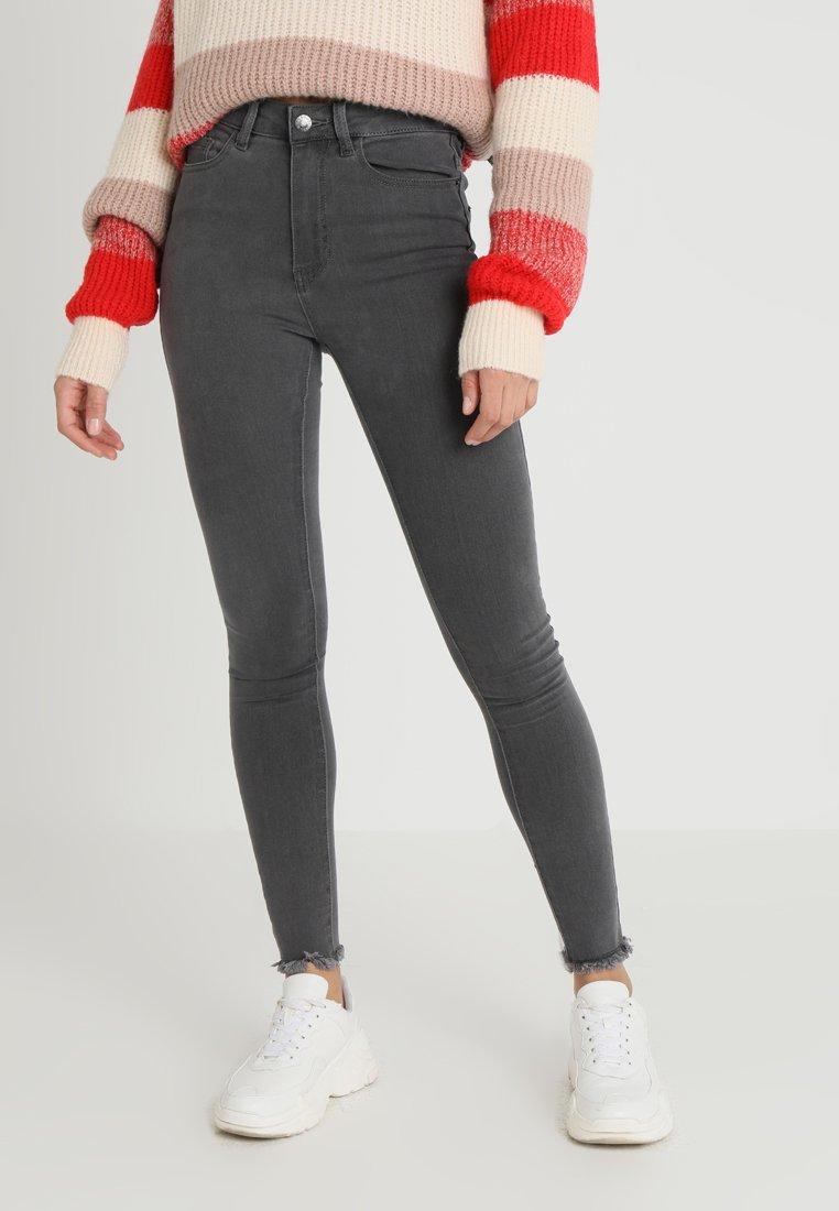 Even&Odd - Jeans Skinny Fit - grey