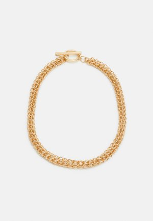 ERIN NECKLACE - Smykke - gold-coloured