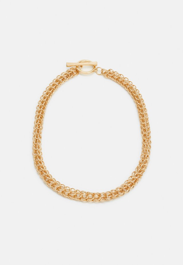 ERIN NECKLACE - Collier - gold-coloured
