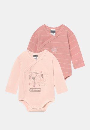 GIRLS 2 PACK - Body - pink