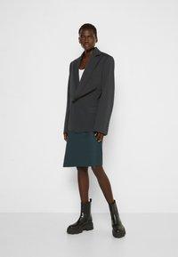 Vivienne Westwood - CAMILLA JACKET - Blazer - dark stripes - 1