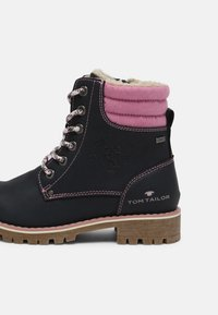 TOM TAILOR - Winter boots - navy - 6