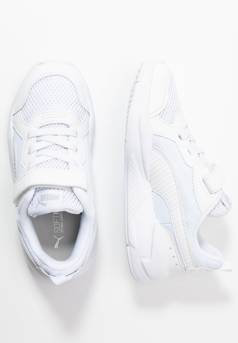 Puma - X-RAY AC - Sneakers - white/gray violet
