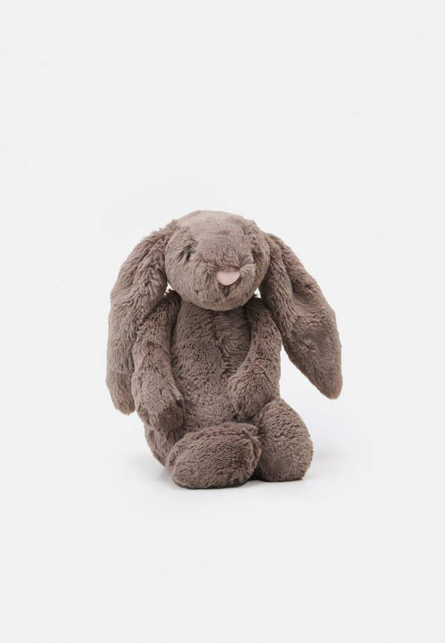BASHFUL TRUFFLE BUNNY UNISEX - Cuddly toy - brown