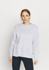 Cotton On Body - LONG SLEEVE CREW - Sweatshirt - grey marle - 0