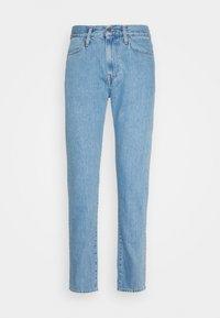 Edwin - ZAKAI PANT - Relaxed fit jeans - light stone wash - 0