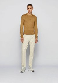 BOSS - Jumper - beige - 1