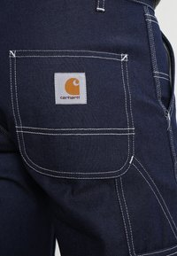 Carhartt WIP - RUCK SINGLE KNEE PANT - Jeans a sigaretta - blue rigid - 4
