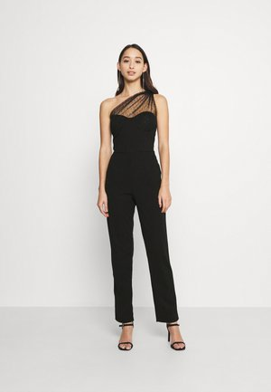 RAELYNN SHOULDER  - Jumpsuit - black